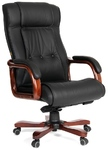Кожаное кресло Chairman 653