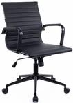 Офисное кресло Leo Black