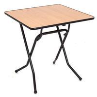 Стол складной квадратный