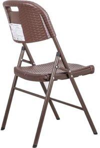 Складной стул Sedia (имитация ротанга)