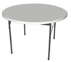 Складной круглый стол 116