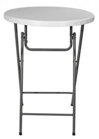 Коктельный складной стол 80